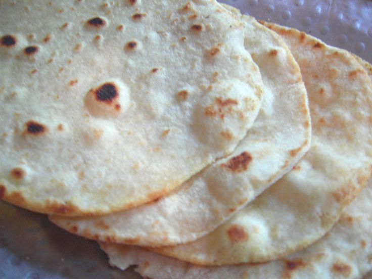 Gluten-Free Flour Tortillas | Recipe