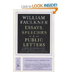 Essay on william faulkner: essay examples, topics, questions, thesis statement