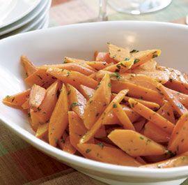 Classic Glazed Carrots | Recipe