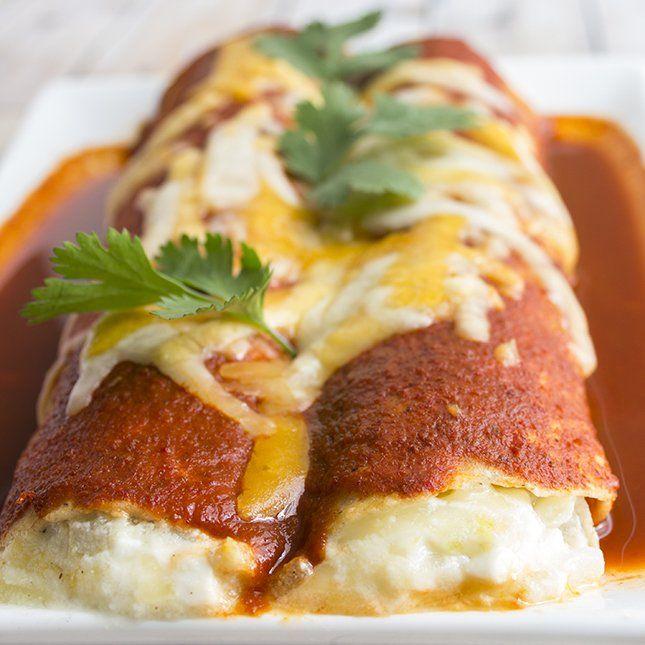 Skinny Cheese Enchiladas | Skinny Mom | Where Moms Get the Skinny on ...