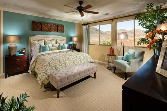 Master Bedroom Accent Wall Color Interiors Bedroom Pinterest