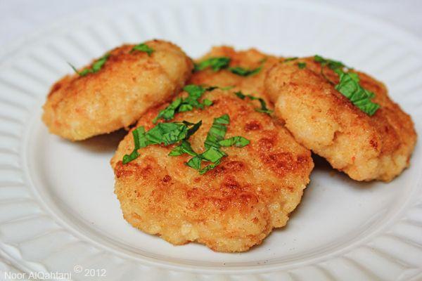 Shrimp Cakes | For me to munch on | Pinterest