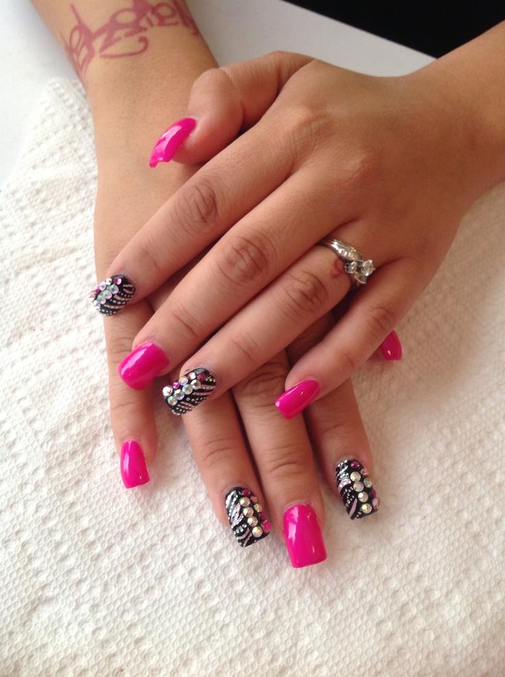 Nail design! | Nails! | Pinterest