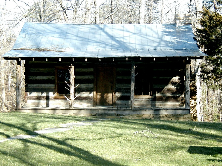 Tennessee Log Cabin Circa 2003 Tennessee Pinterest