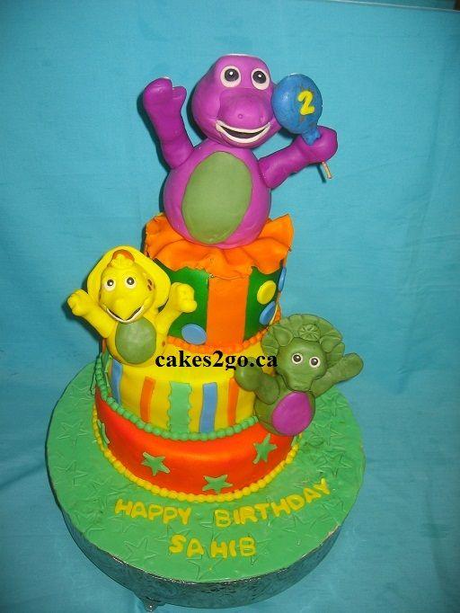 birthday cakes oakville ontario
