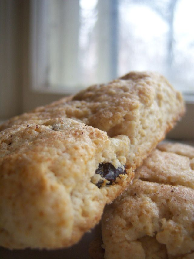 cinnamon-raisin scones | amazing desserts-everything else ...