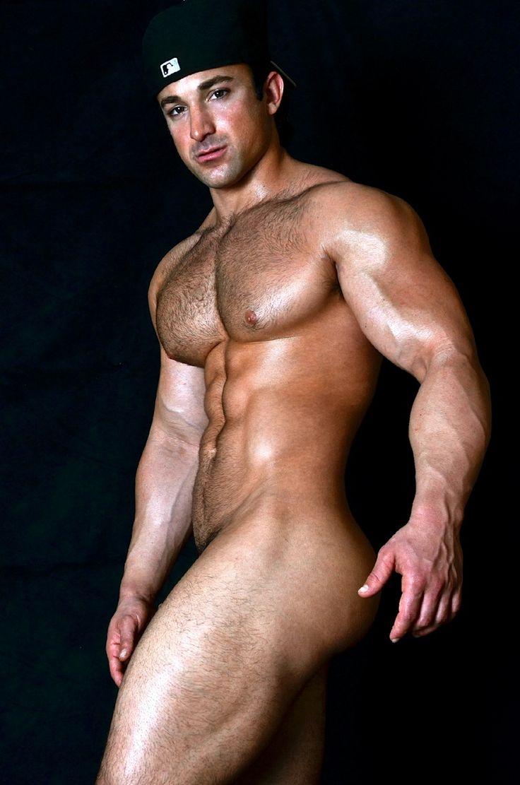 Dylan Austin Scott Artistic Nude