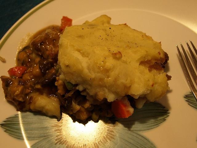Tempeh + Mushroom Shepherd's Pie   Food   Pinterest