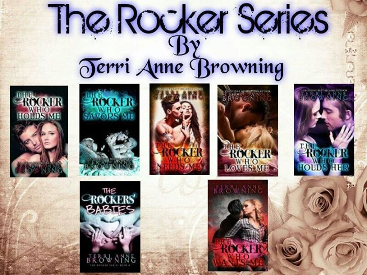 The Rocker Who Whants Me‏ - [Série The Rocker 7]- Terri Anne Browning