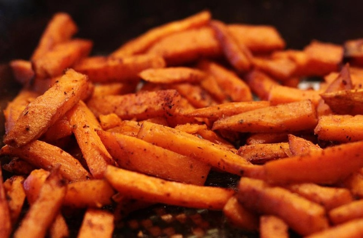 Sweet Potato Fries at The Lobster Cove. http://www.facebook.com ...