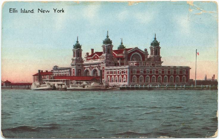 Ellis Island Facts English