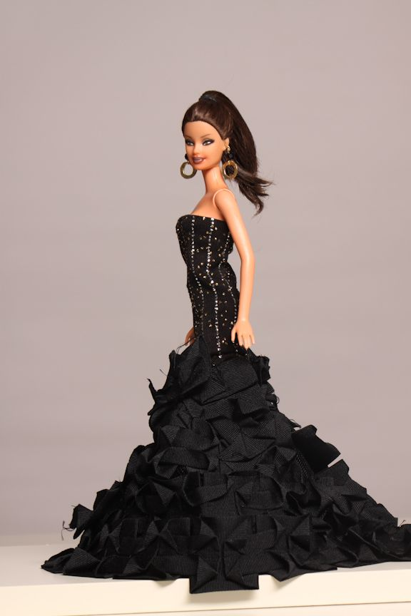 barbie doll evening gowns 12 14 4 barbie ii etc