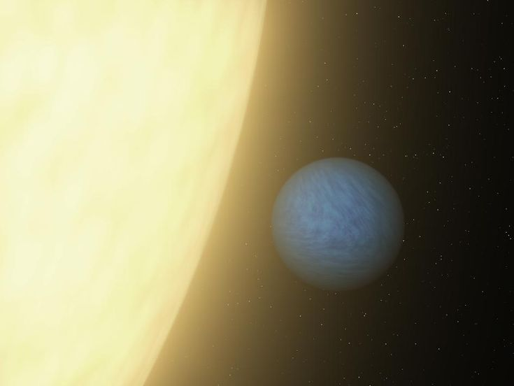 Spitzer discovers a super earth called 55 Cancri e. From NASA.
