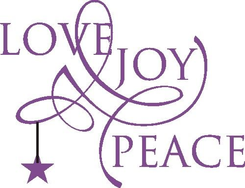 Watch more like Peace And Joy Clip Art