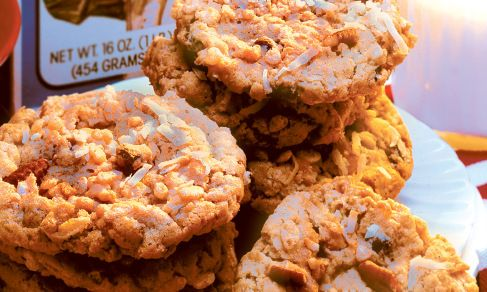 Buffalo Chip Cookies | Recipe