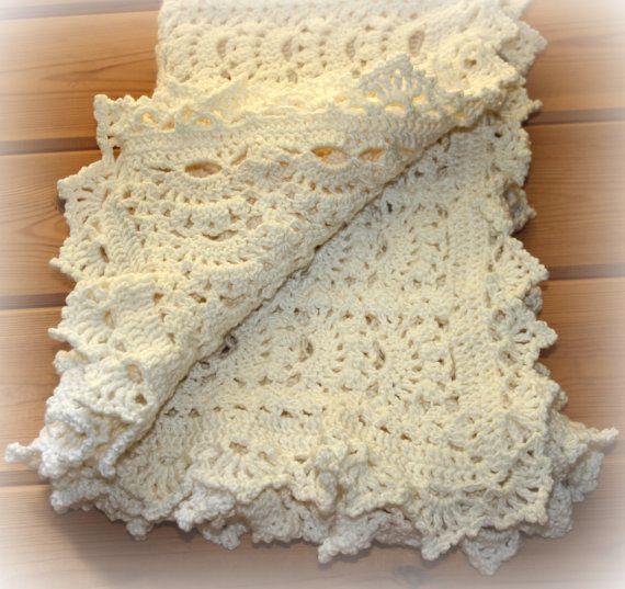 Handmade Crochet : luxury handmade crochet baby blankets cashmere blend crib blanket Wat ...