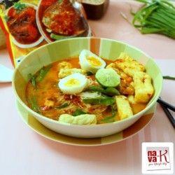 Mee Siam (Spicy Rice Vermicelli)   FOOOOOD.   Pinterest