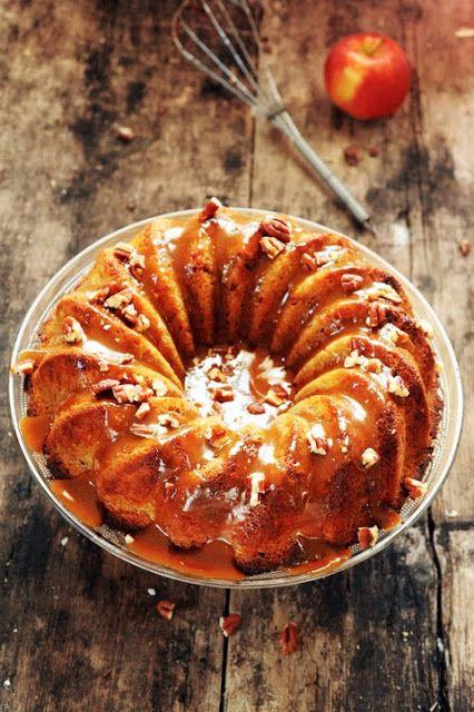 Apple Dapple Cake Recipe | Food 2 | Pinterest