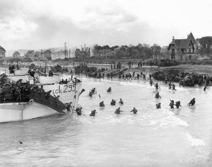 d day juno beach summary