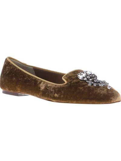 DOLCE and GABBANA Embellished Loafer