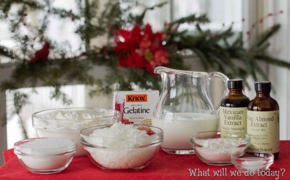 White Christmas Pie ingredients | Recipes | Pinterest