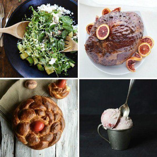 ... Goddess Detox Salad & Blood Orange Glazed Ham — Delicious Links