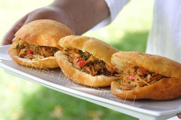 Caribbean Fry Bakes Recipes — Dishmaps