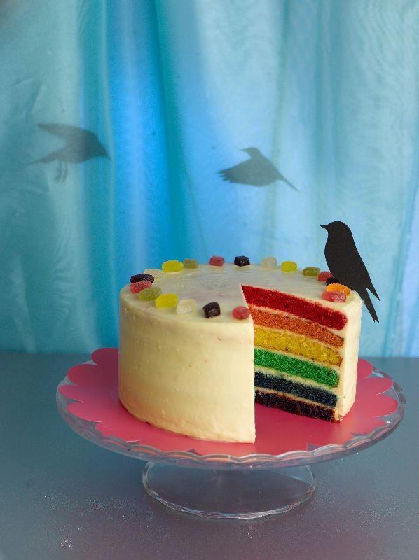 rainbow cake free - photo #40