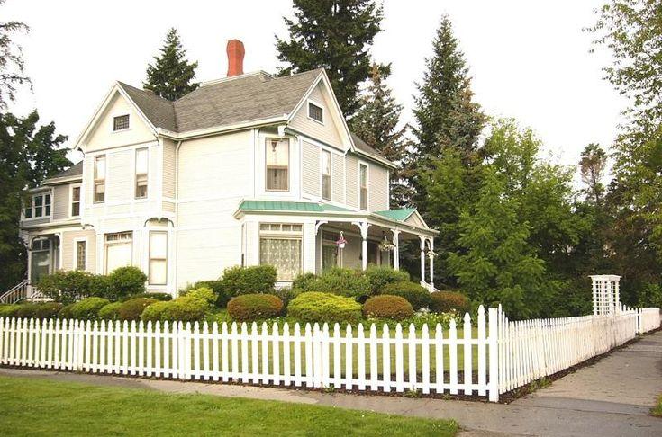 3 Story Victorian Spokane Victorian House Exteriors