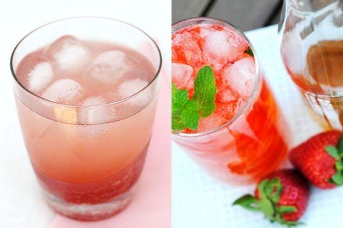 13 Ways with Rhubarb // Vanilla Bean Glazed Scones with Rhubarb and ...