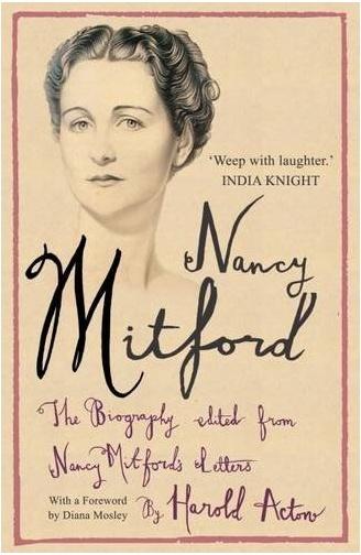 Nancy Mitford Books Pinterest