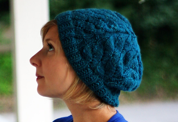 French Press Knits: Brand New Hat... How 'Bout That
