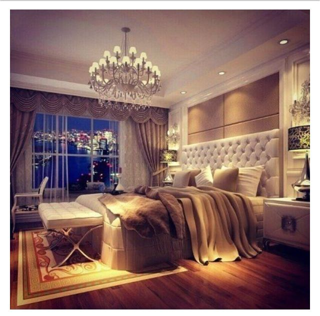 Regal bedroom looks like a hotel room room decor for Decorate your bedroom like a hotel room