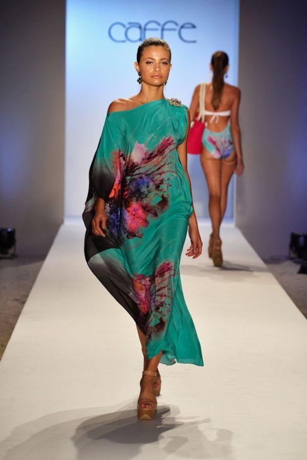 Caffé Swimwear Spring/Summer 2014 Collection – Miami Swim ...