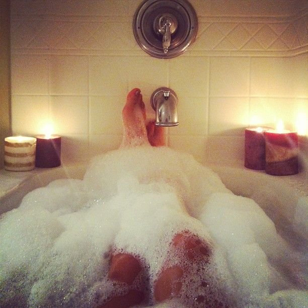 Right Now I Am In The Bathtub On My Kindle Having A Pamper Morning! So