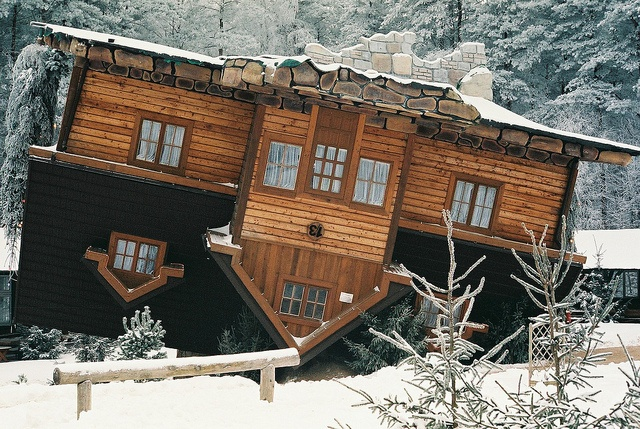 Upside Down House Poland And More Pinterest