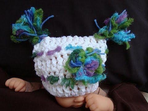 Two Tassel Hat