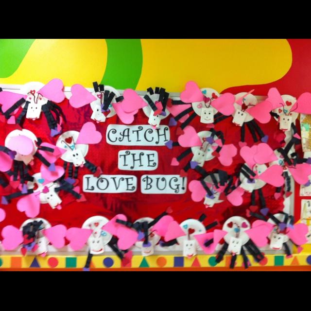 first grade valentine's day art
