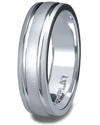 platinum ring for the boys