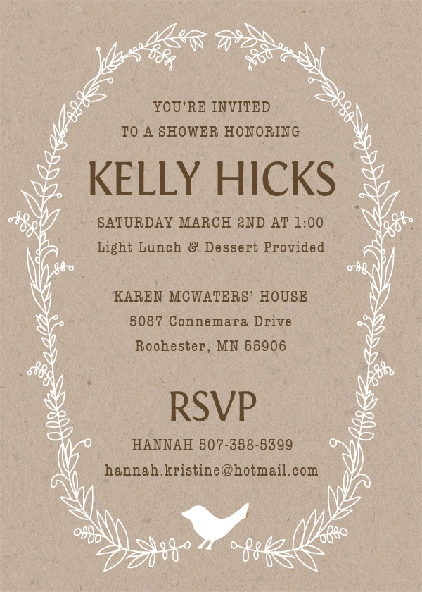 woodland baby shower invitations bridal showers pinterest
