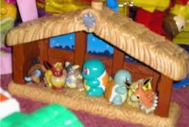 Pokemon Nativity   Nativity Sets   Pinterest