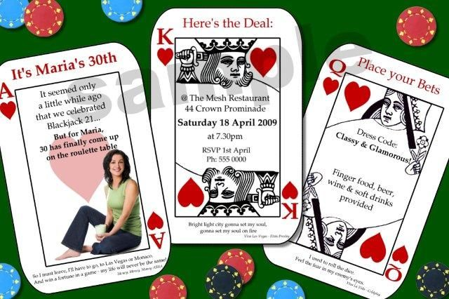 for a casino party invitation wording pictures to pin on pinterest, Party invitations