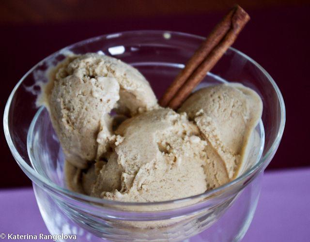 HONEY AND CINNAMON ICE CREAM | Ice cream, sorbet, popsicles | Pintere ...