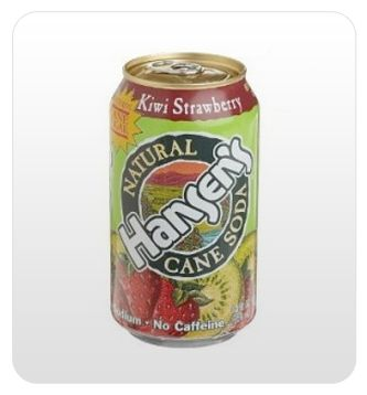 Try Hansens Natural Soda Kiwi Strawberry at one of our 2,000+ vending ...