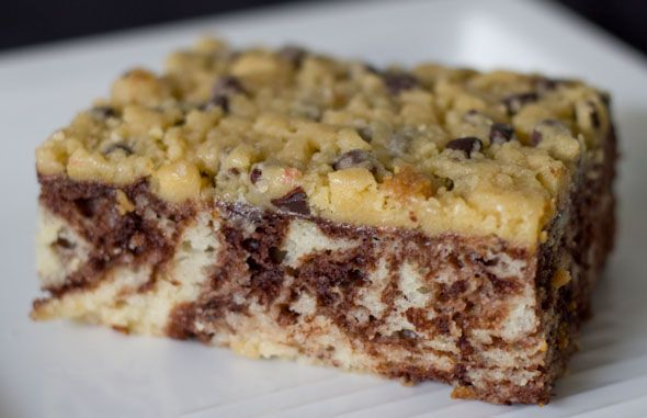 Chocolate Chip Coffee Cake | I dream of being a BAKER | Pinterest