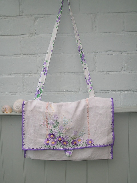 Repurposed vintage embroidery hand pinterest
