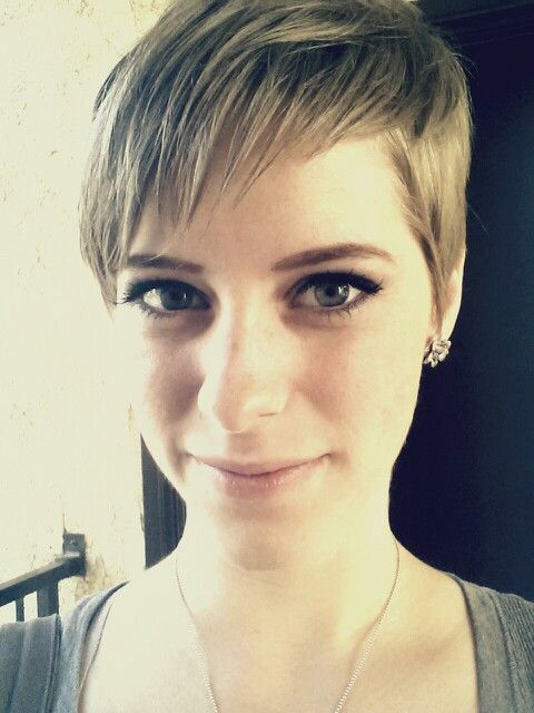 Pixie haircut | Hair | Pinterest