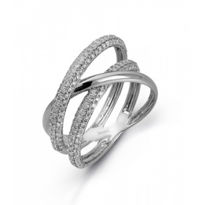 Simon G Pretty Right Hand Ring