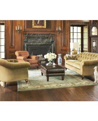 Ralph Lauren Living Room Furniture Annalisa Collection