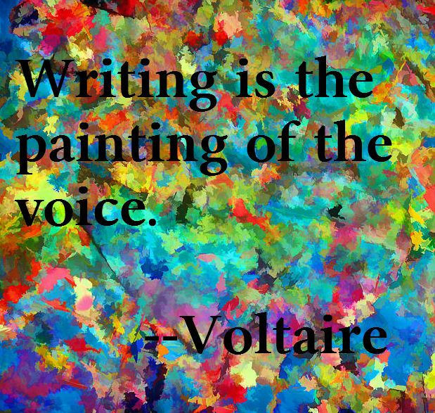 Writer's Voice: What it is and how to develop yours